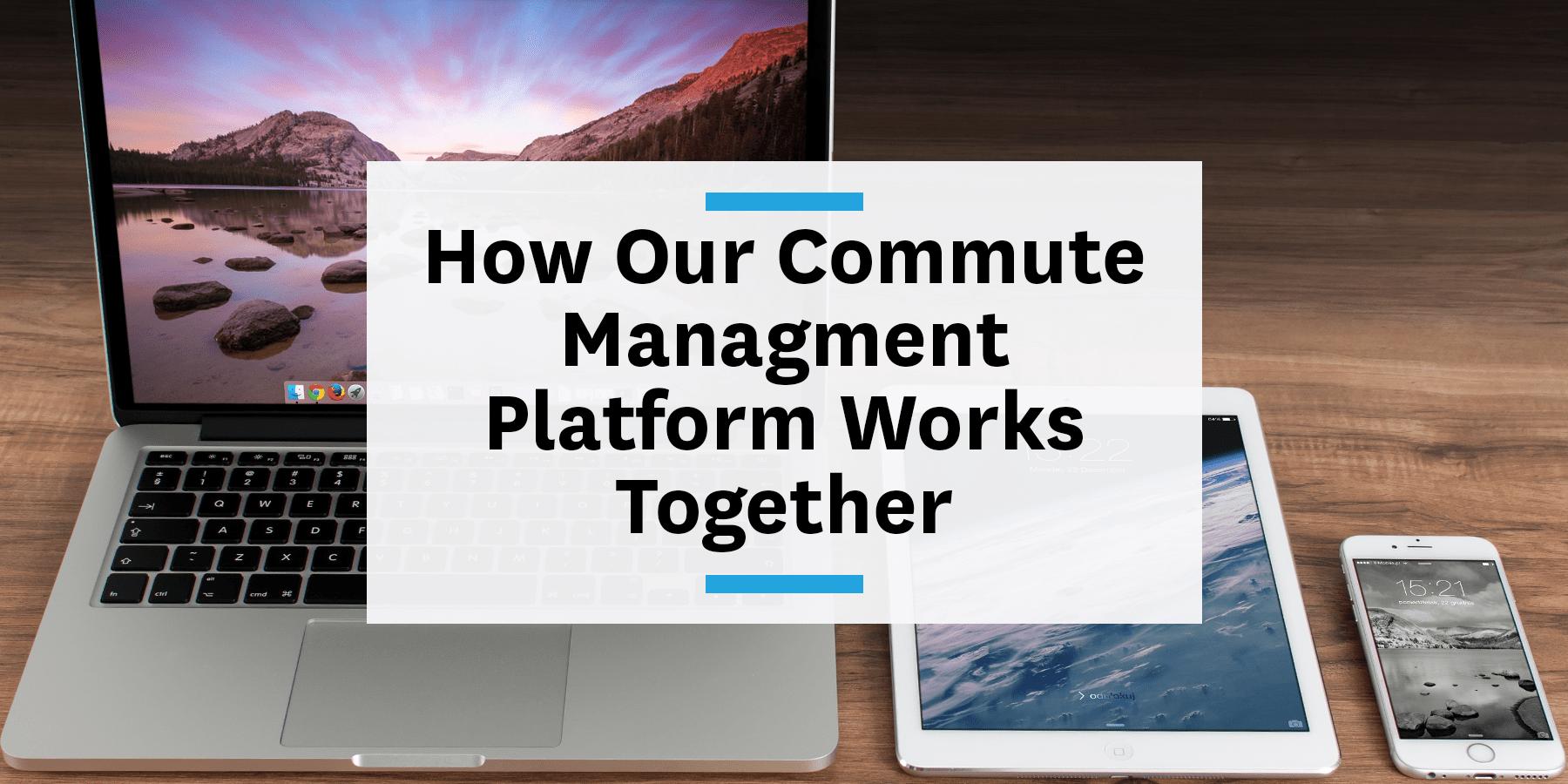 image representing TransitScreen's commute management platform